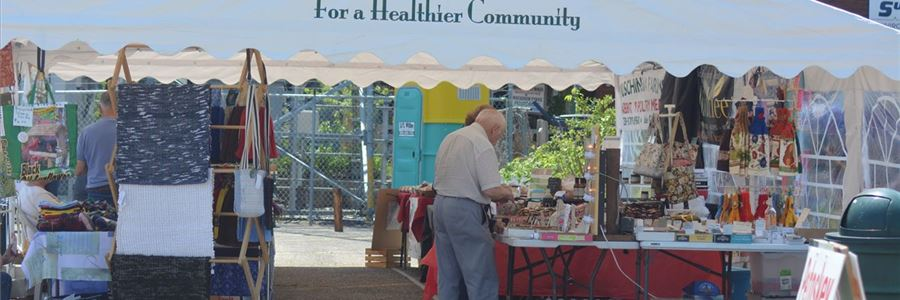 Grayling Farmers Market - For a Healthier Community